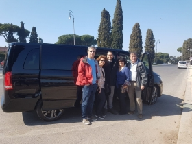 Some of our Drivers - Italy Cruises Private Tours